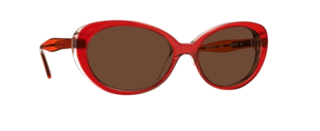 Caroline Abram 20 SUN - RED / PEACH / DARK ORANGE ACETATE /...