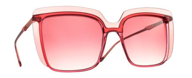 Caroline Abram EVANA - PINK / LIGHT RASPBERRY ACETATE 734 -...